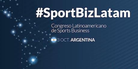 SportBizLatam Buenos Aires 2019 entradas