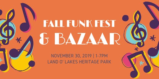 Peace, Love & Funk Fest featuring the Bizarre Bazaar
