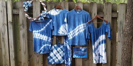 Shibori - Traditional Japanese Indigo Dying with Masako Richey tickets