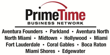 Prime Time Business Network Aventura tickets