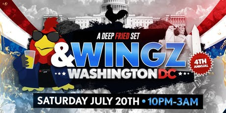 &WINGZ x DC | THE 4TH ANNUAL HENNY-N-WINGZ!!  tickets