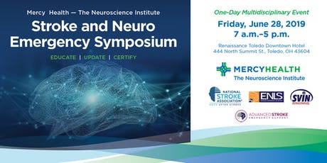 Mercy Health-The Neuroscience Institute 4th Annual Stroke and Neuro Emergency Symposium tickets