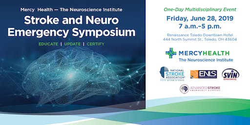 Mercy Health-The Neuroscience Institute 4th Annual Stroke and Neuro Emergency Symposium