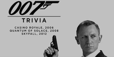 James Bond Trivia at Aviator Tap House