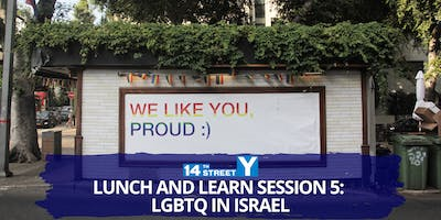 Lunch and Learn Session 5: LGBTQ in Israel