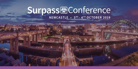 2019 Surpass Conference - Newcastle, UK tickets