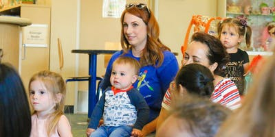 Anaheim Fire & Rescue Special Storytime: Stewie the Duck Learns to Swim at Ponderosa-Joint Use Branch