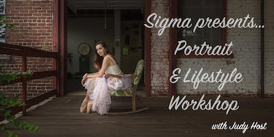 Portrait and Lifestyle Seminar/Workshop with Sigma Pro Judy Host