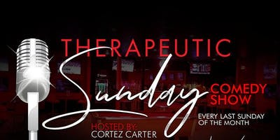 Therapeutic Sundays Comedy Show (May 26th)