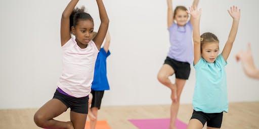 Peaceful Poses - Kids Yoga
