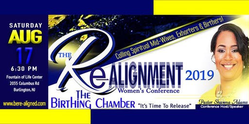 The Re-Alignment Women's Conference 2019