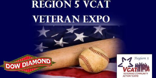 2nd Annual Region 5 VCAT Vet Expo Vendor/Employer Registration