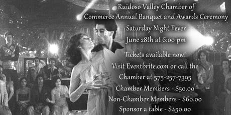 2019 Ruidoso Valley Chamber Annual Banquet tickets