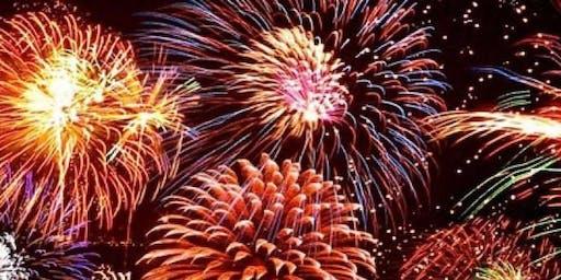 2019 Pensacola Bay Fireworks Celebration