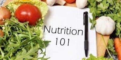 Nutrition 101 Class