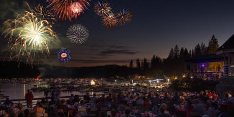 Independence Day at Bass Lake - Live music, BBQ & Fireworks tickets