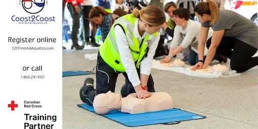 Emergency Medical Responder Upgrade Course - Brampton