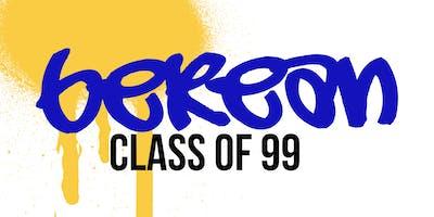 Berean Class of 1999 Reunion