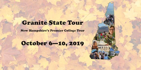 2019 Granite State Tour tickets