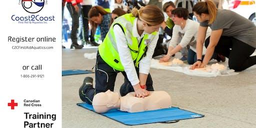 Emergency Medical Responder Recertification Course - Brampton