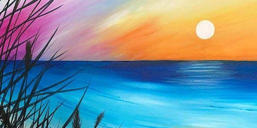 Sherbet Shores Brush Party - Leighton Buzzard