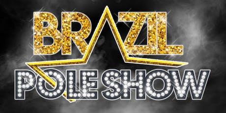 POLE SHOW BRAZIL 2019 ingressos