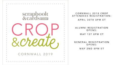Crop & Create Cornwall 2019