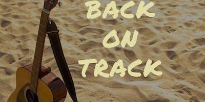 Live Music Greg Crowe ~ Back on Track