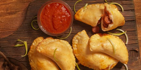 Cook With Your Kid: Stuffed Calzones tickets