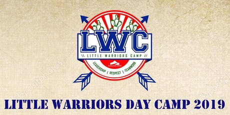 Little Warriors Day Camp for Children of Military  tickets