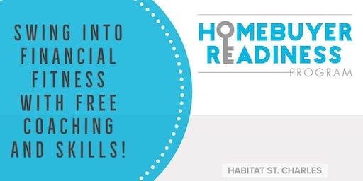 "Homebuyer Readiness - ""Third  Base"" Workshop:  *Finding Ways to Save"