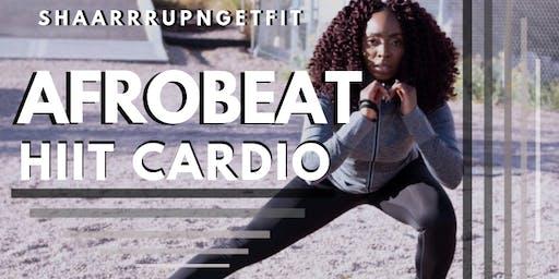 AfroBeat SHAARRUPNGETFIT HIIT Cardio