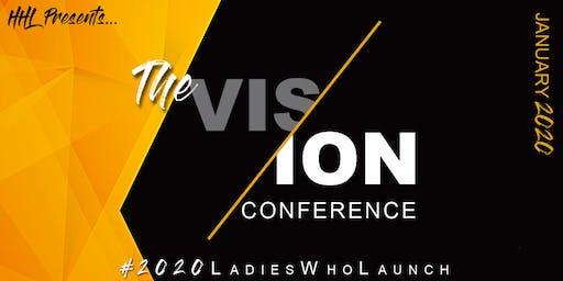 2020 Ladies Who Launch Summit