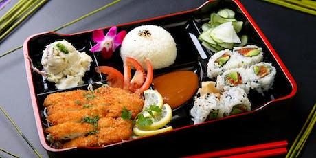 Mini Chef + Me: Build your own Bento Box! tickets