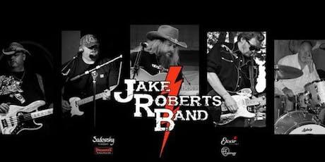 Jake Roberts Band tickets