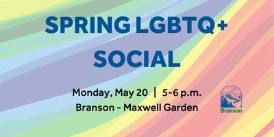 Spring LGBTQ+ Social