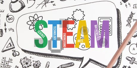 """Full STEAM Ahead"" Summer Camp- Rising 6th-8th Graders tickets"