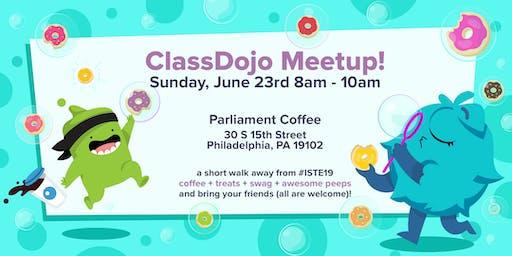 ClassDojo Community Meetup - Philadelphia!