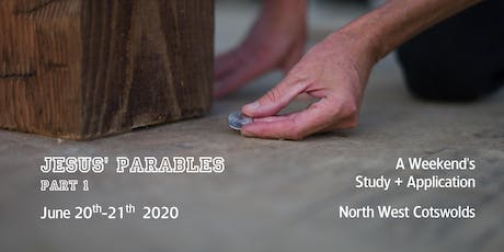 Jesus' Parables (Part 1) at Camelot (2020) tickets