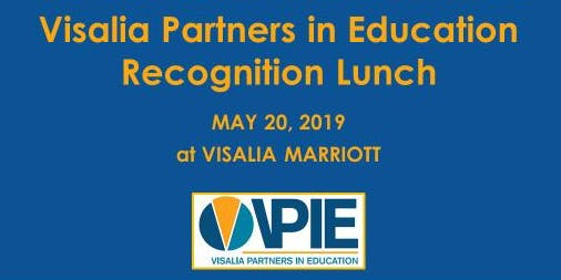 Vpie Outstanding Partner Recognition Lunch
