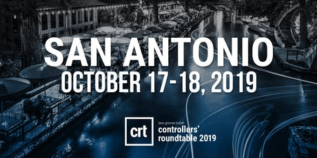 LGT October Controllers' Roundtable 2019 tickets
