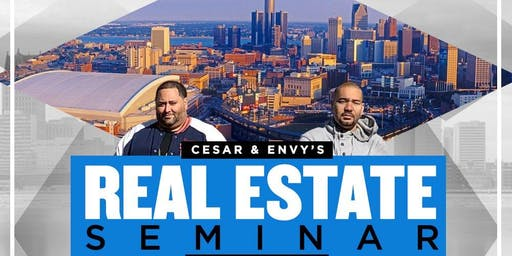 Cesar & DJ Envy's Real Estate Seminar in New Orleans