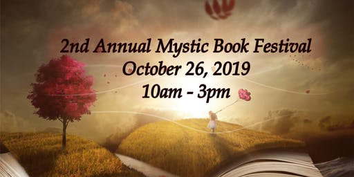 2nd Annual Mystic Book Festival