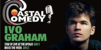 The Coastal Comedy show with TV headliner Ivo Graham!