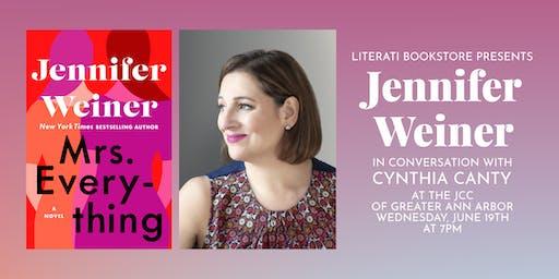 Literati Bookstore Presents Jennifer Weiner