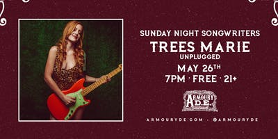 Sunday Night Songwriters: Trees Marie!