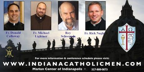Indiana Catholic Men's Conference 2019 tickets