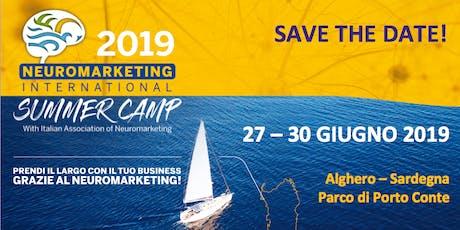 Neuromarketing International Summer Camp 2019 biglietti