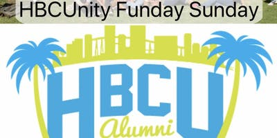 HBCUnity Funday Sunday