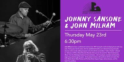 Johnny Sansone & John Milham